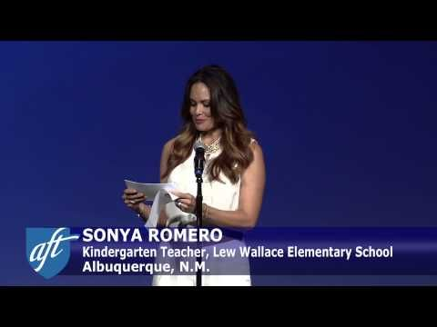 Amazing Circumstances Gives Teacher Voice on Poverty