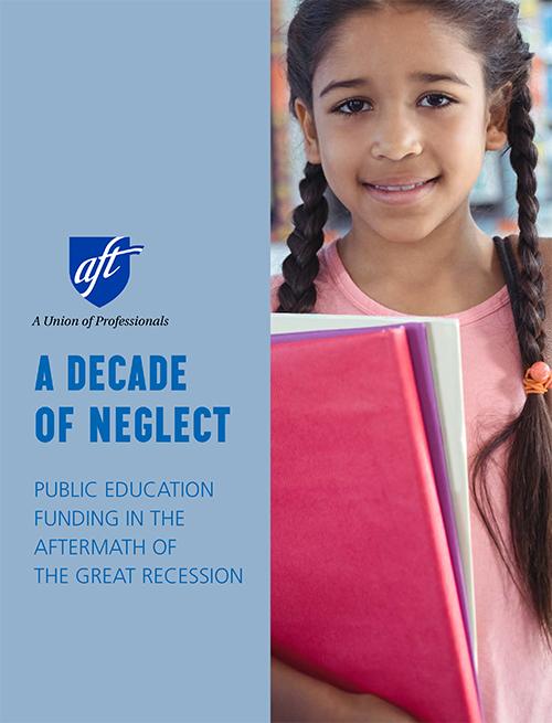 A Decade of Neglect